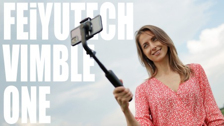 Обзор Feiyutech Vimble One