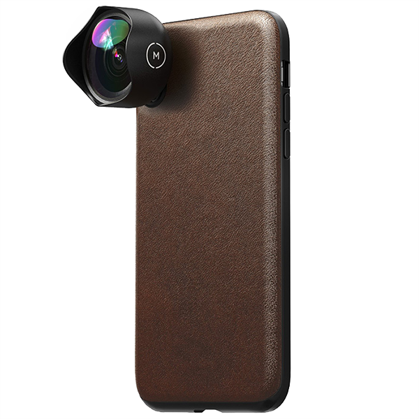 Чехол для Iphone X Nomad Rugged Leather V2